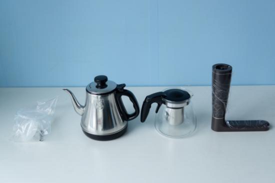 双壶材质严苛甄选,美的茶吧机为全家健康饮水护航