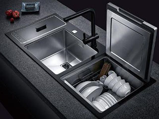 洗碗机市场逆势增长 精装修配置率加速提升