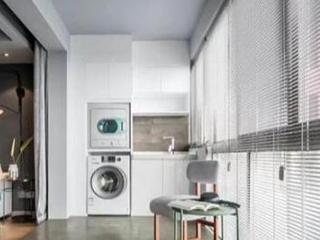 洗衣机放阳台还是卫生间,这个摆放难题,看这3点就能做出决定!