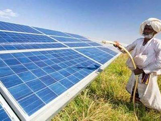 疫情导致供应链中断 Q1印度太阳能进口额暴跌77%