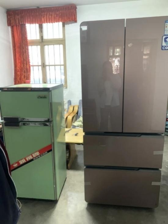 以旧换新 家电回收 使用年限 超龄家电 老旧家电 换新 升级 新飞 奥马 惠而浦 美的 海尔 冰箱 安全隐患
