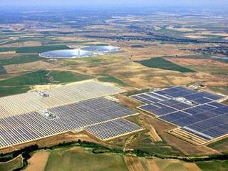 空气污染不仅危害健康,甚至还影响太阳能发电