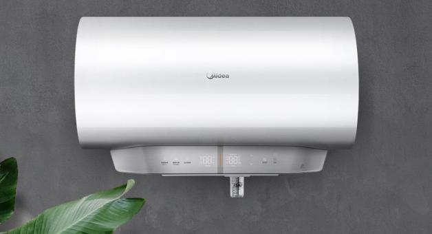 美的IOT智能家居丨全新沐浴体验 从一台美的磁净活水电热水器开始
