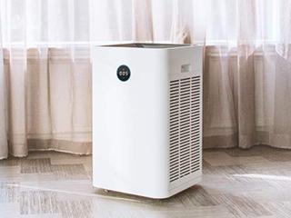 空气净化器走俏 我国今年前五月新增超1万家相关企业
