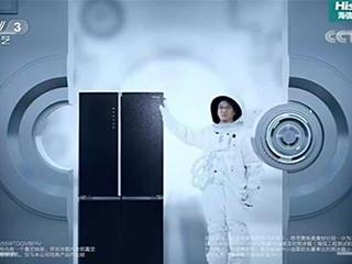 海信真空冰箱携手《越战越勇》 传递品牌人文温度