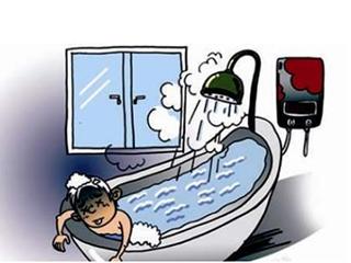 清洗热水器 把好安全关