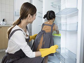 冰箱冰柜清洁消毒指引