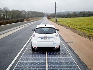 """""""太阳能公路""""凉了:520亿被偷的所剩无几 中国还剩不到10米"""