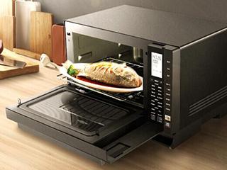 升级装备 蒸烤一体机伴你在家也能吃出新花样