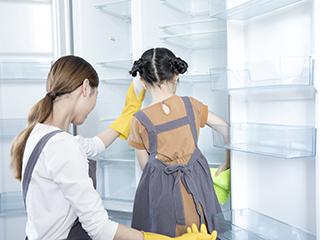 如何给冰箱冰柜清洗消毒?六大注意事项要牢记
