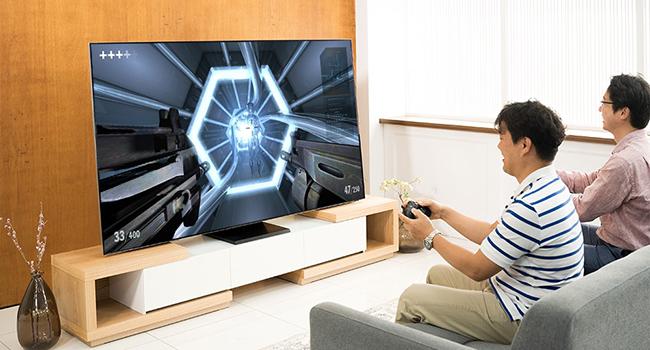 有意义的设计:优化QLED电视性能,提升下一代游戏体验