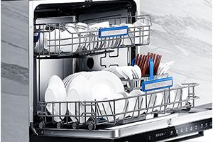 """表白""""三项全能""""大容量洗碗机 可惜不能塞灶具"""