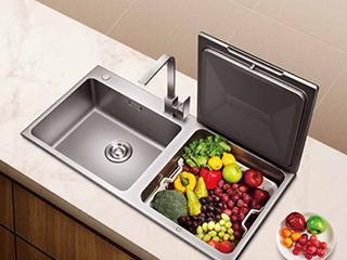 全能选手方太水槽洗碗机 洗碗洗菜洗海鲜