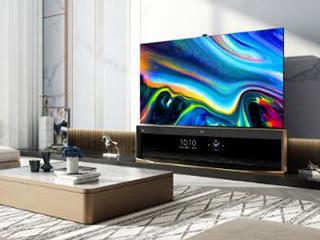 中怡康:海信电视稳坐第一,80吋+大屏占比超40%