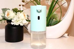 相约爱上洗手 360自动出泡洗手机免接触更安心