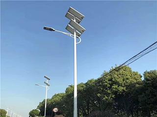 太阳能路灯厂家教你如何排除路灯故?