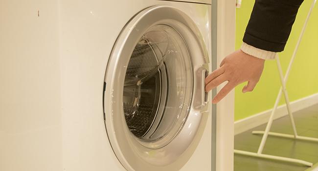 洗衣机也该洗洗了