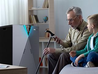 空气净化器—与健康零距离