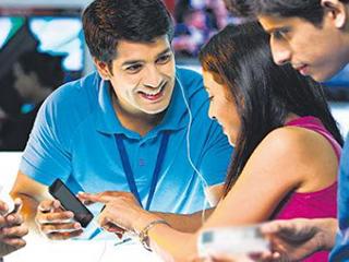 国产手机在印度热度依然不减 销量前五占据四席
