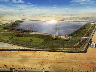 中东首个太阳能垃圾掩埋项目,年产生42兆瓦的能源