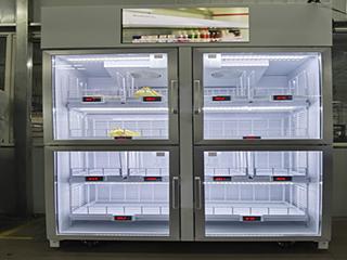 """新零售进入下半场,澳柯玛推出""""无人生鲜柜"""""""