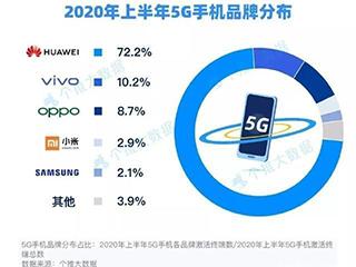 国产手机集体涨价后,苹果受益最大,三星暴涨400%!