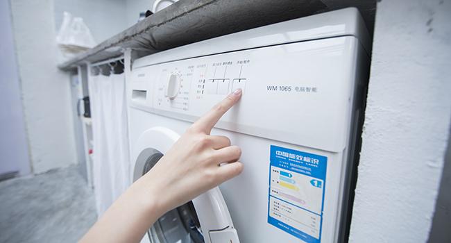 洗衣机为何不贮水?