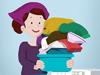 如何挑选一款合适的洗衣机?