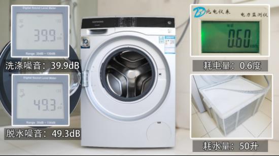 洗出健康穿出舒适,西门子智护系列超氧洗衣机深度评测!(改1)2852
