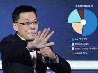 李国庆、俞渝被儿子告上法庭 最后一张牌或在股份代持