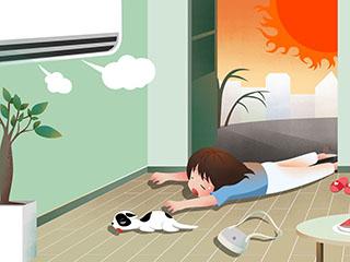 空调制冷差 问题出在哪?
