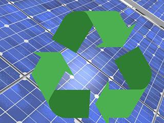 回收太阳能电池板,将何去何从?