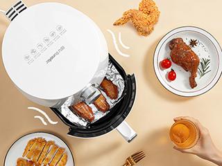 相信吗?空气炸锅让你对油炸食物的迷恋更加倍!