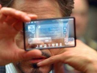 透明电视来了,透明手机还远吗?