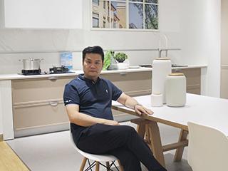 SAKURA樱花副总经理朱禄晋:以产品为矛,服务为盾 守护健康家居空间