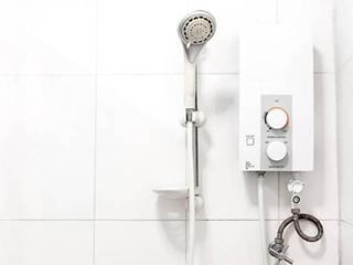 花洒比热水器高合适吗?影响出水吗?
