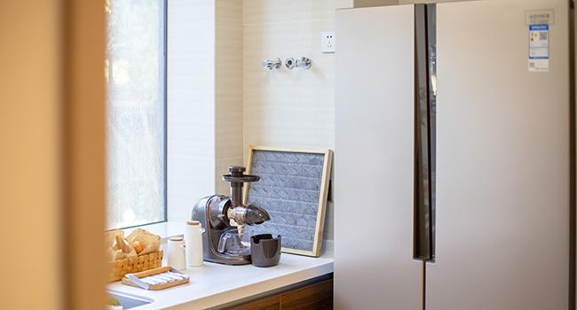 小户型能放双开门冰箱吗?选购冰箱注意这三点