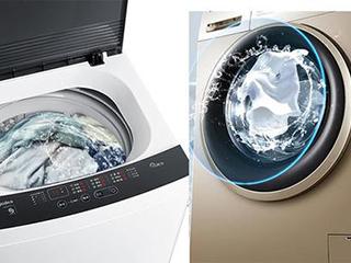 波轮与滚筒洗衣机区别在哪里 家庭使用买哪个合适?