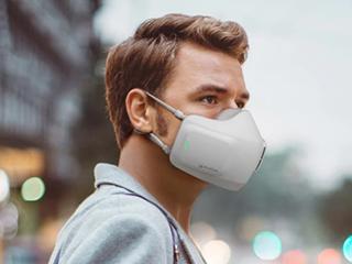 想要可穿戴的空气净化器?LG为你设计了一个