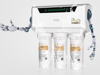 TCL净水器专业分析:为什么反渗透净水产品最受欢迎?