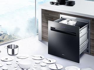 企业创新热情高涨 多因素推动洗碗机消费普及