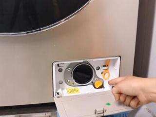 """才知道洗衣机有个""""小机关"""",好多人不清洁,难怪衣服越洗越脏"""