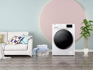 入秋易过敏?格兰仕双变频洗烘洗衣机换季除螨好伴侣!