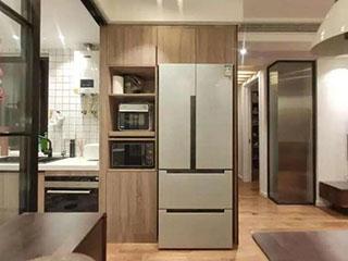 你家的冰箱是不是也被卡住了?提前了解冰箱尺寸,还是挺重要的