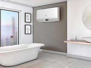 释放卫浴更多空间 扁桶热水器你值得拥有