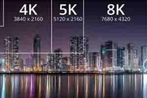 空谈不如实干,百年夏普让8K不再是未来!