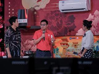 TCL实业副总裁联手央视名嘴安利智慧柔风空调