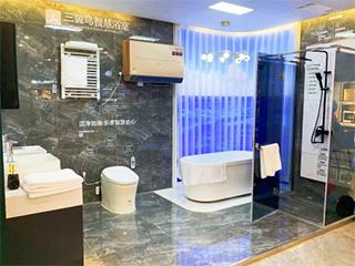 给浴室装上温泉、瀑布?在南昌水联网1号店,卡萨帝做到了!