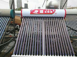 全球太阳能热水器市场前景不错