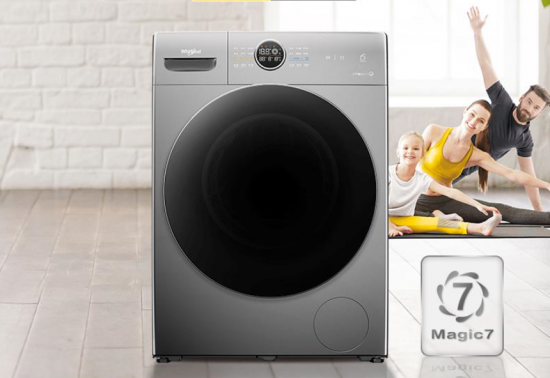 洗烘一体机帮你解决阴雨天晾晒问题